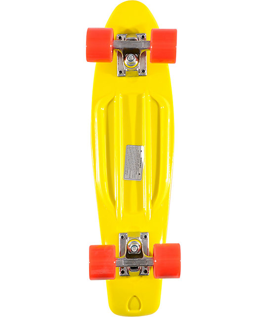 Stereo Vinyl Cruiser Yellow 22.5
