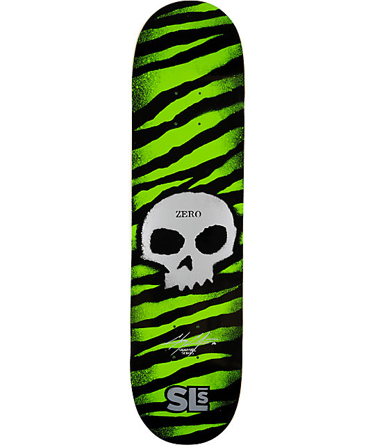 Street League Skateboarding x Zero Cole Skull 8.0