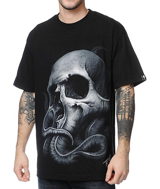Sullen Tyrrell Black T-Shirt