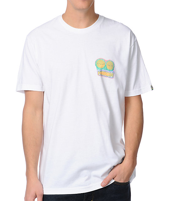 Summer T-Shirt Terror Toad White T-Shirt