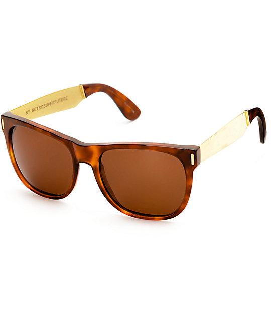 Super Francis Tortoise Sunglasses