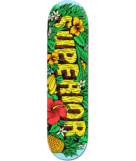 "Superior Aloha 8.0""  Skateboard Deck"