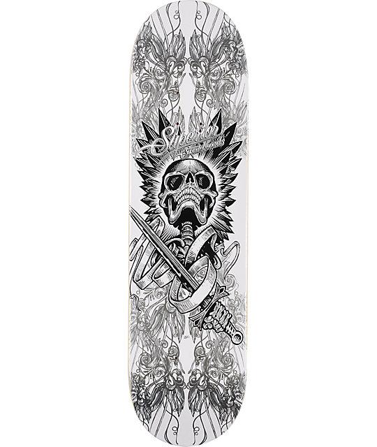 "Superior Vanguard 8.25""  Skateboard Deck"