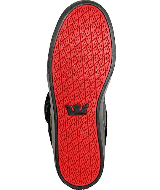 Supra Atom Red Carpet Skate Shoes Zumiez