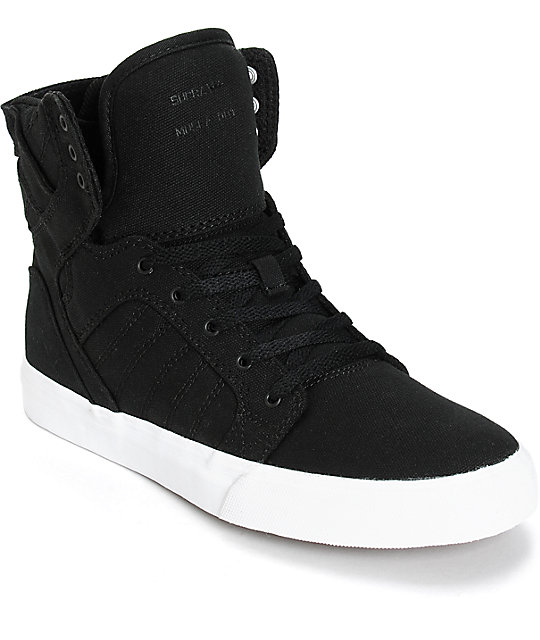 Supra Boys Skytop Skate Shoes
