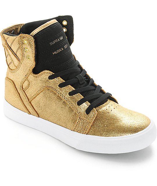 Supra Shoes Gold Boys Chicago Criminal And Civil Defense