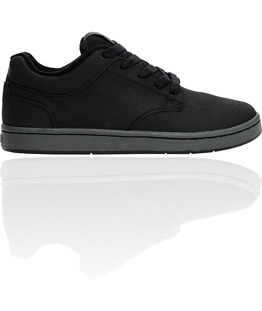 Supra Dixon Tuff Black Gunny Shoes