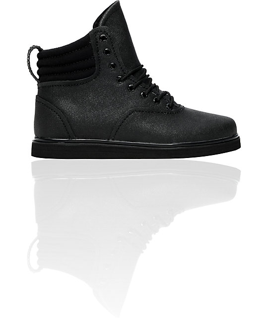 Supra Henry Black Tuf Boot