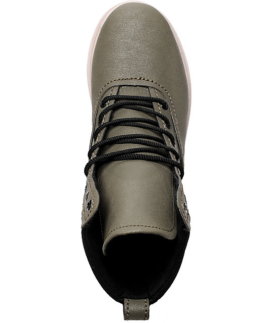 Supra Henry Olive Tuf Boot