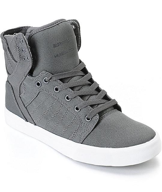 Supra Skytop Ballistic Nylon Skate Shoes
