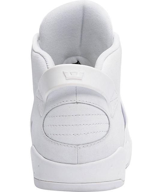 Supra Skytop III White Gunny Tuf Shoes