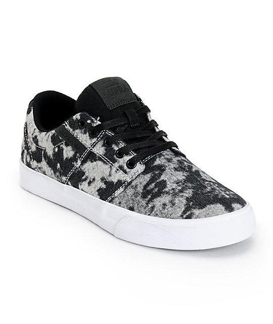 Supra Stacks Vulc 2 Smokey Denim Shoes