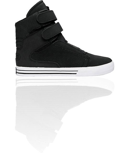 Supra TK Society Black Tuf Perf Shoes