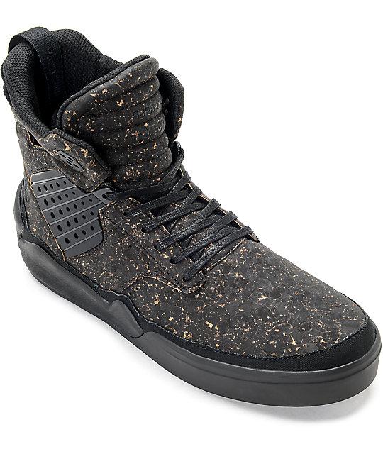 Supra Textures Skytop IV Decade X Shoes