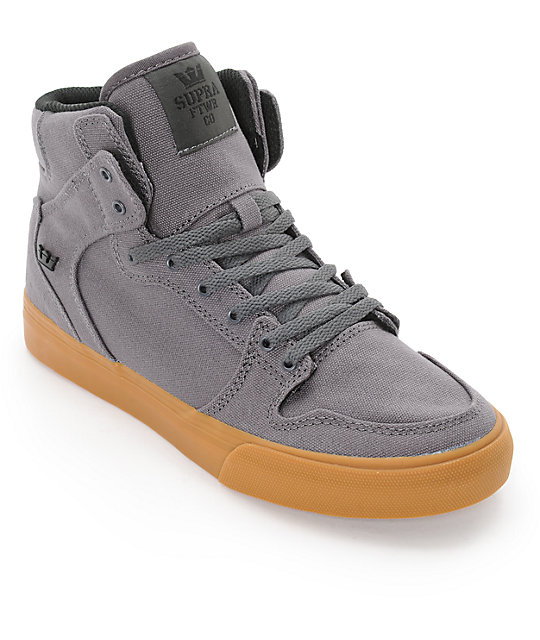 Supra Vaider Boys Skate Shoes