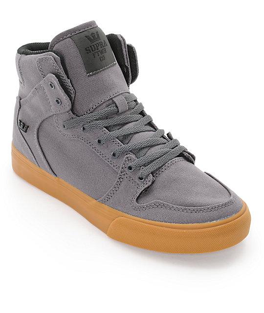Supra Vaider Boys Skate Shoes