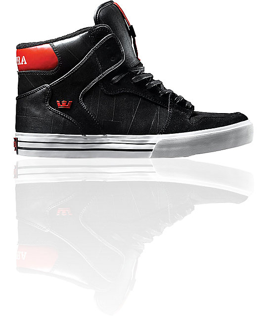 Supra Vaider Duct Tape Series Shoes