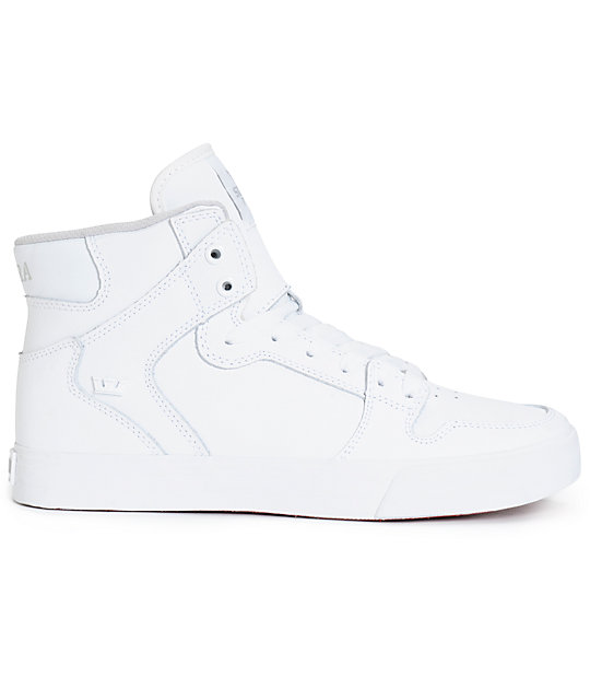 Supra Vaider Red Carpet Skate Shoes