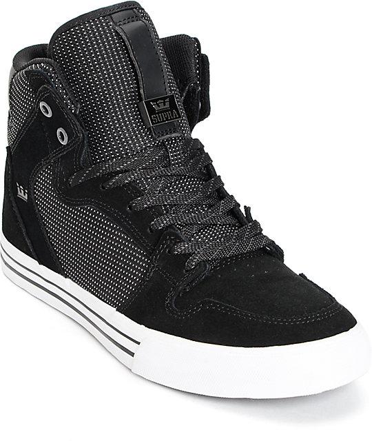 Supra Vaider Reflective Skate Shoes