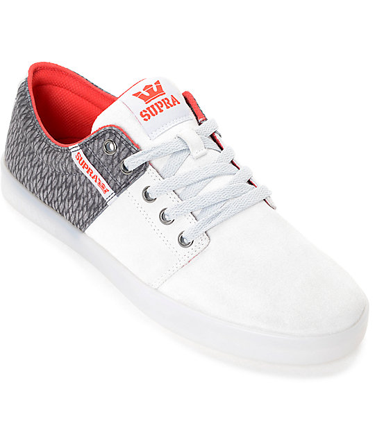 Supra x Assassins Creed Stacks II Skate Shoes