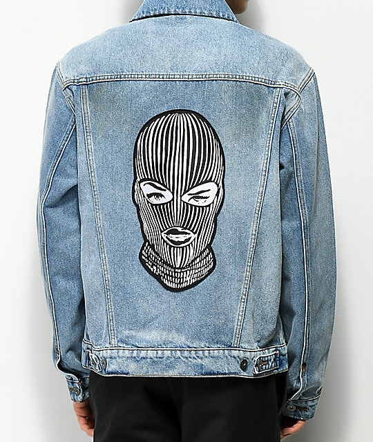 Supra X Badwood Denim Jacket by Supra