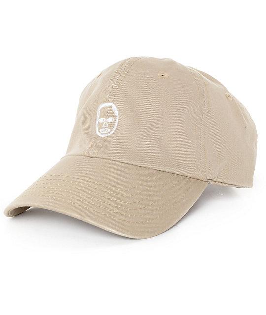 Sweatshirt By Earl Sweatshirt Header Khaki Baseball Hat