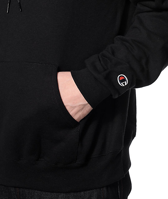 Sweatshirt By Earl Sweatshirt Premium Black Hoodie