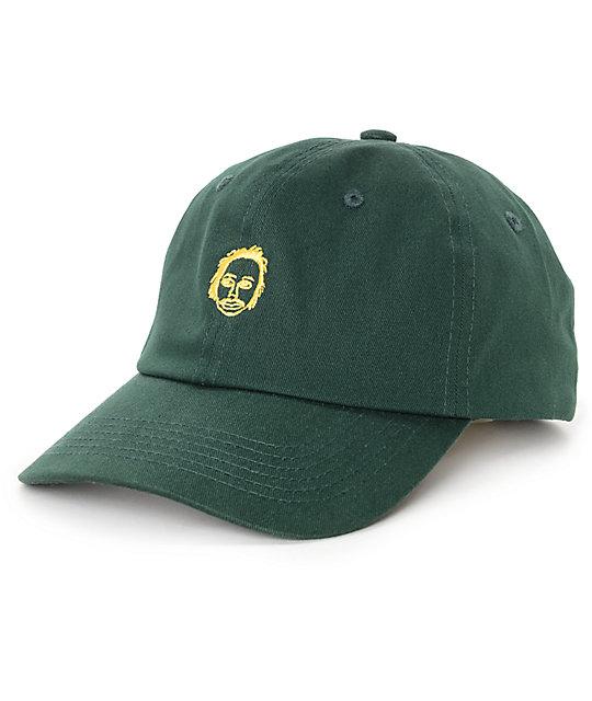 Sweatshirt by Earl Sweatshirt New Face Forest Green Dad Hat