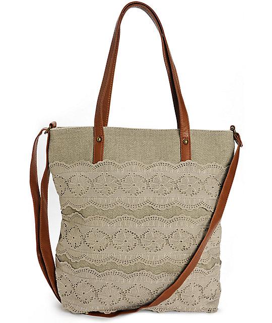 Expedition Tote Bag Camila Crochet Tote Bag