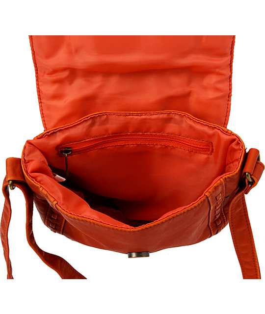 T-Shirt & Jeans Little Orange Crossbody Purse