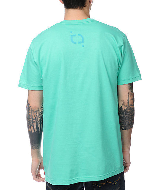 TMLS Above The Clouds Mint T-Shirt