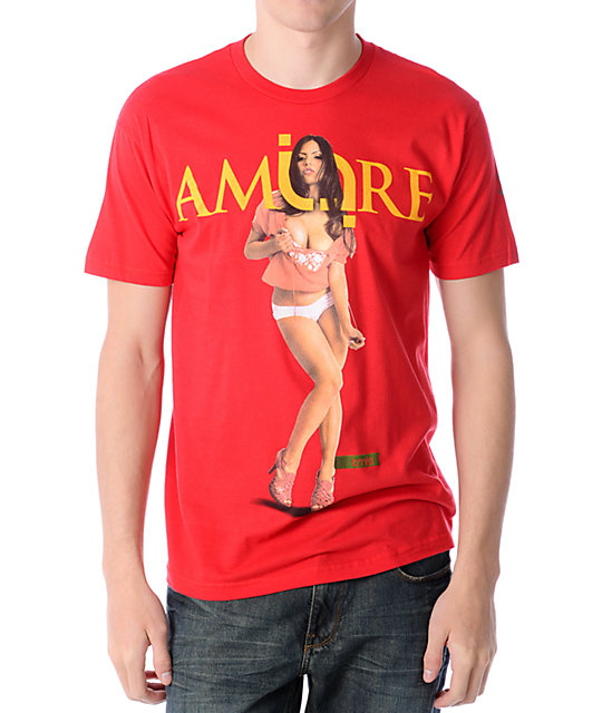 TMLS Amore Red T-Shirt