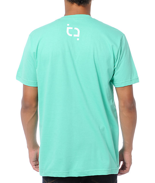 TMLS Bag Of Money Mint Green T-Shirt