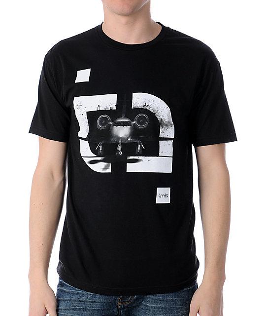 TMLS G6 Black T-Shirt