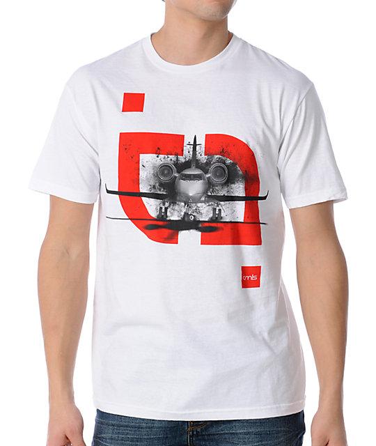 TMLS G6 White T-Shirt