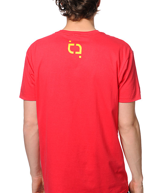 TMLS Prefunk Red T-Shirt