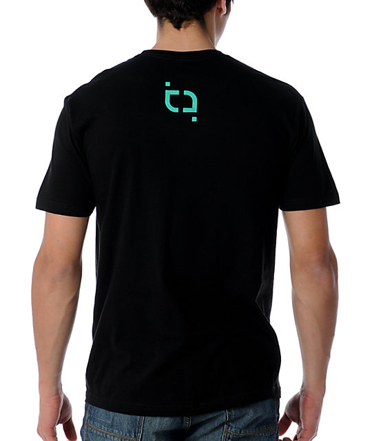 TMLS Stay Fly Black T-Shirt