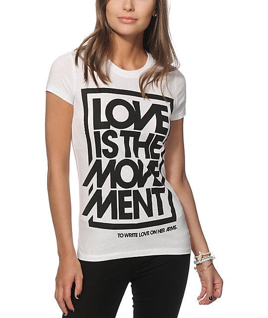 TWLOHA Love Stack T-Shirt
