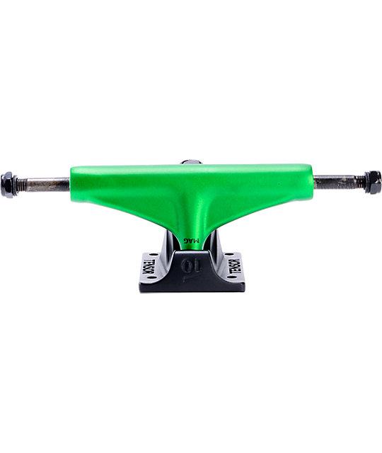 Tensor Magnesium 5.0 Green & Black Skateboard Truck