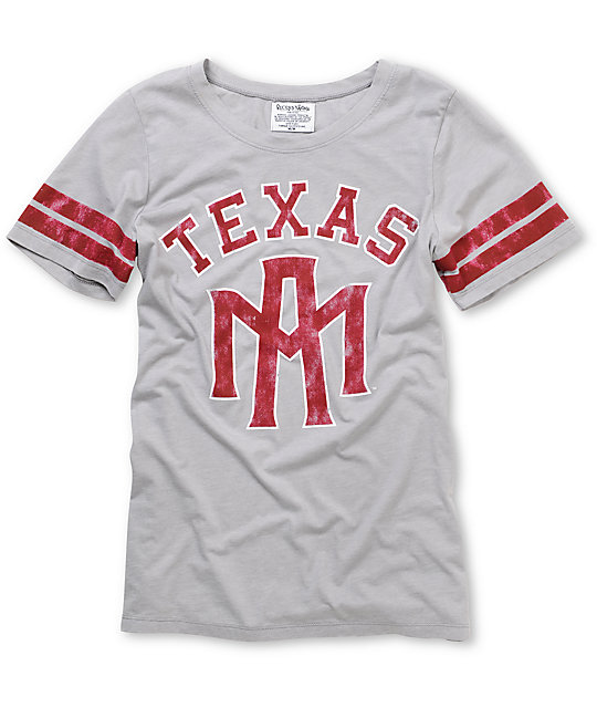 Texas A&M Crew College Football T-Shirt
