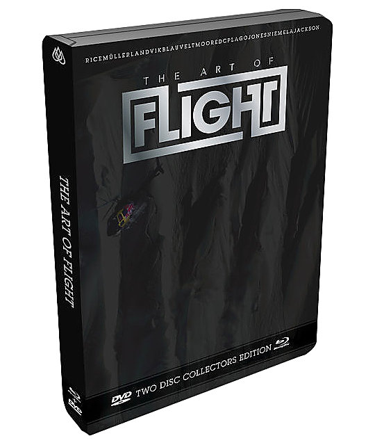 The Art Of Flight Brain Farm Snowboard DVD & Blu Ray