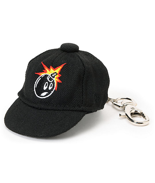 The Hundreds Adam New Era Hat Keychain