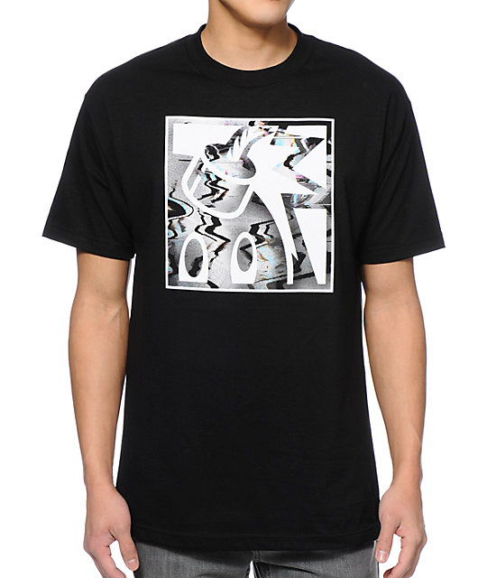 The Hundreds Boobtube Black T-Shirt