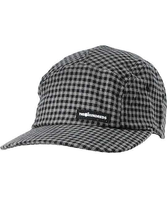The Hundreds Buck 5 Panel Hat