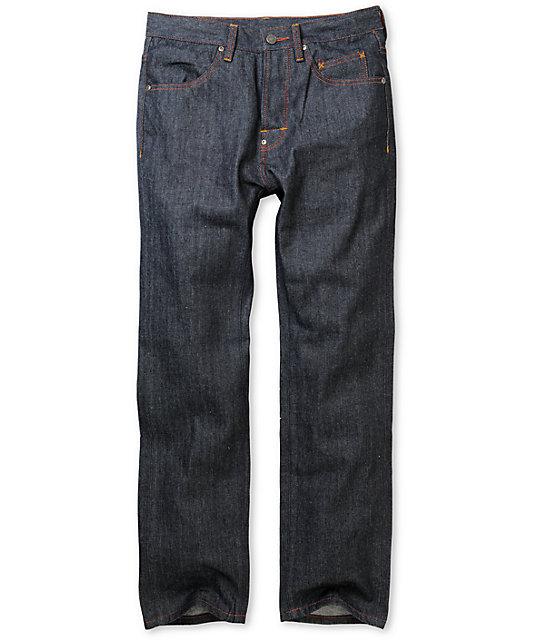 The Hundreds Classic Indigo Blue Regular Denim Pants