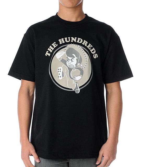 The Hundreds Dawns Black T-Shirt