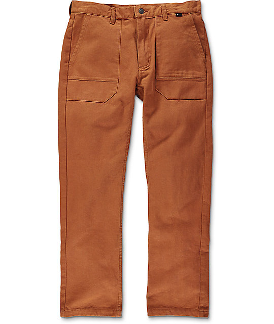The Hundreds Delco Brown Pants