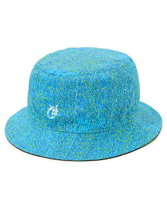 The Hundreds Eye Reversible Bucket Hat