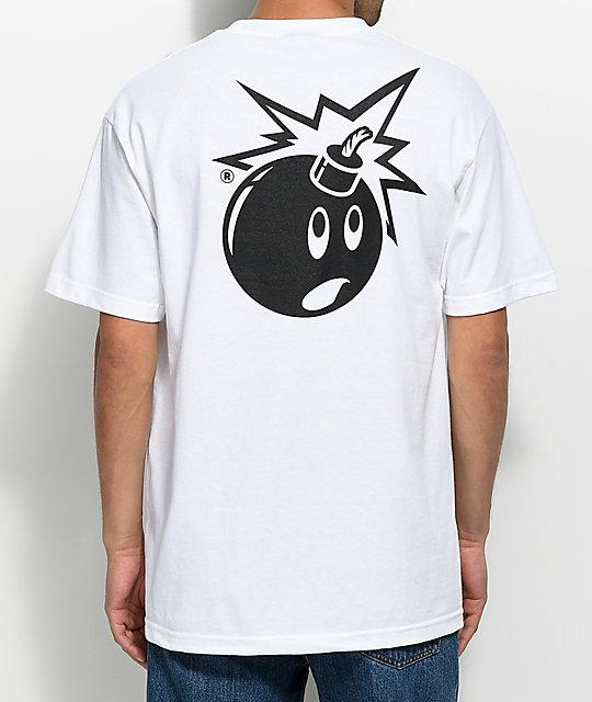 The Hundreds Forever Simple Adam White T-Shirt