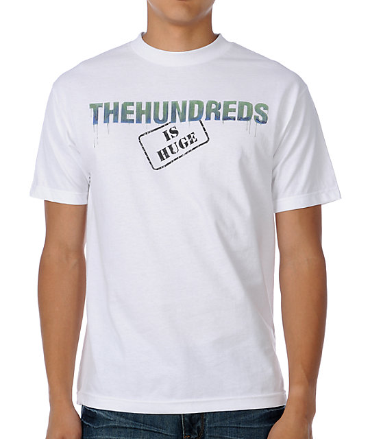 The Hundreds Married White T-Shirt